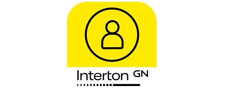 Interotn Sound hearing aid app icon.